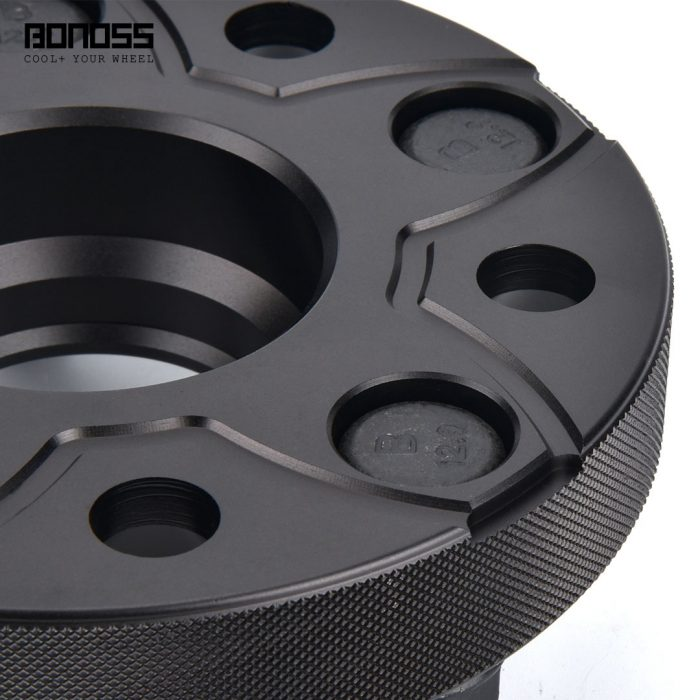 BONOSS Forged Active Cooling Hubcentric Wheel Spacers 5 Lugs Wheel Adapters Main Images (7)