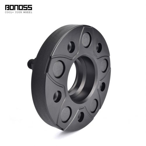 BONOSS Forged Active Cooling Wheel Spacers Hubcentric PCD5x108 CB63.3 AL7075-T6 for Land Rover Range Rover Evoque 2018+ (8)