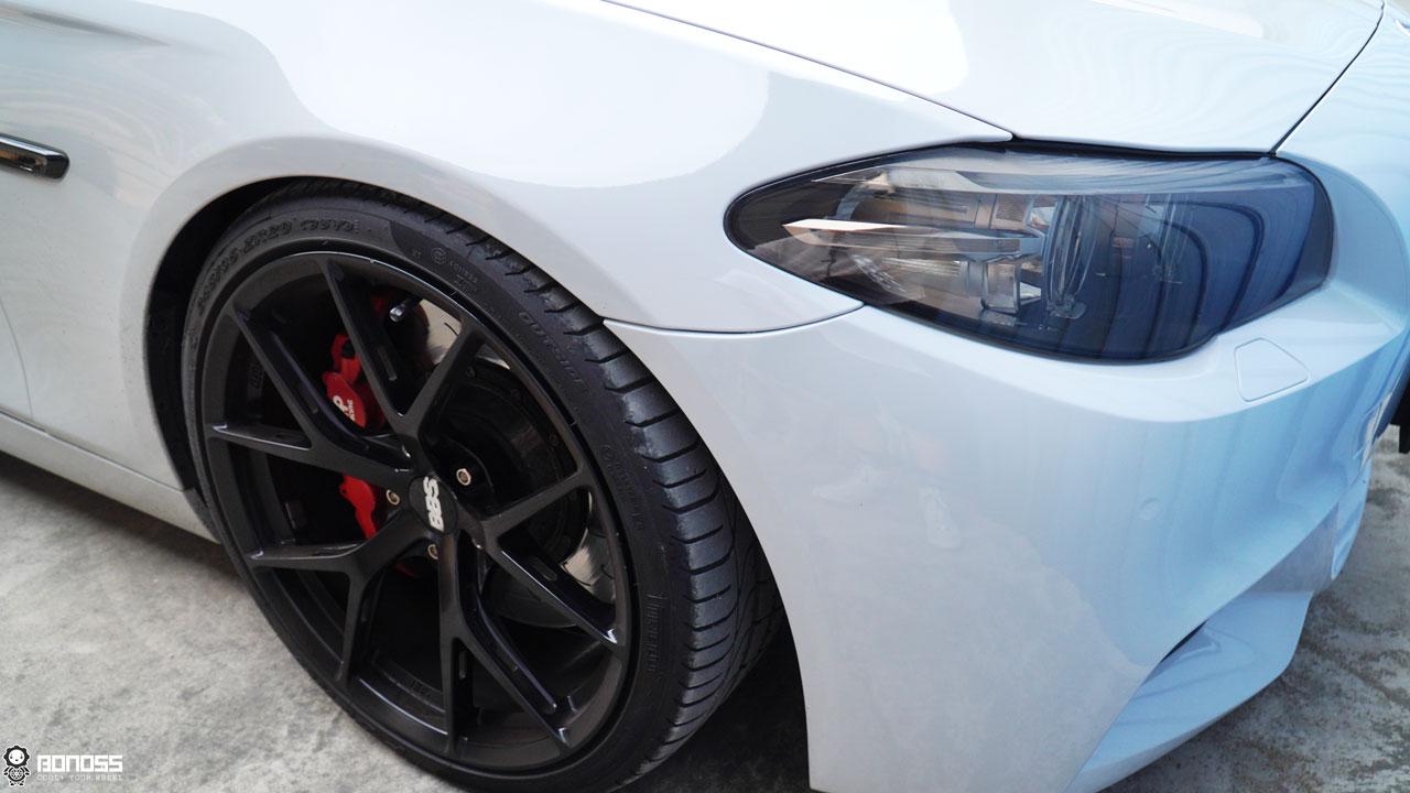 BONOSS Forged Titanium Lock Wheel Bolts 1100 Series for BMW 5 Series F10 (2010-2017) (1)