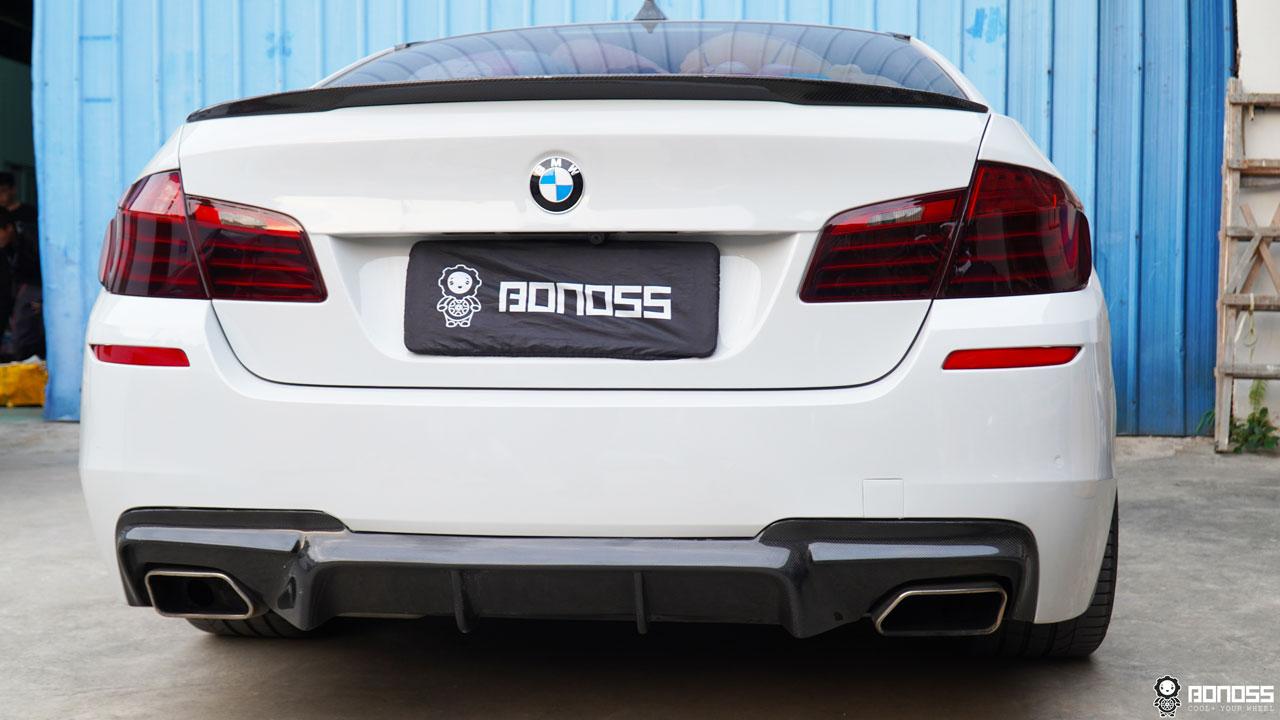BONOSS Forged Titanium Lock Wheel Bolts 1100 Series for BMW 5 Series F10 (2010-2017) (6)