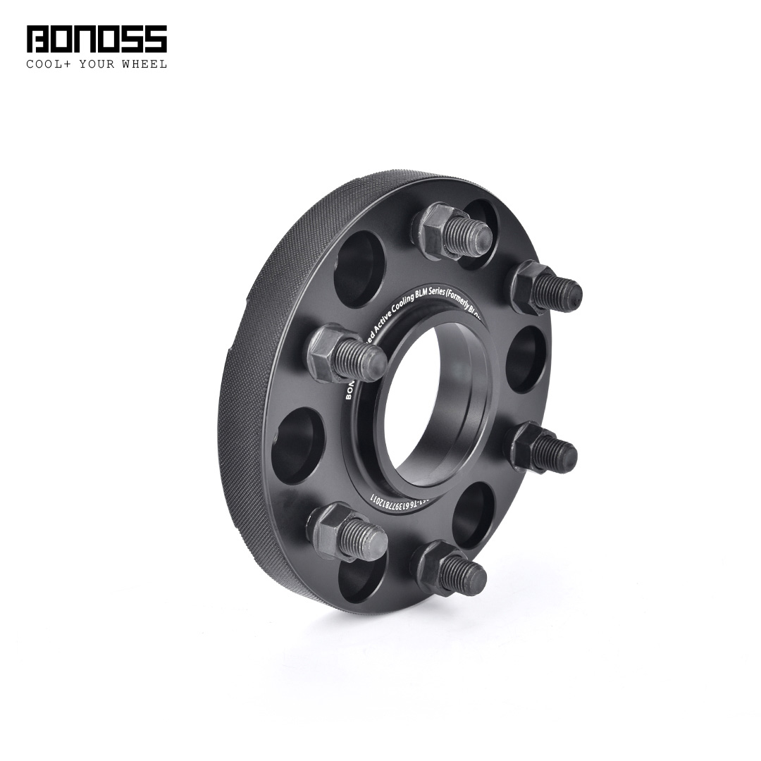 BONOSS-forged-active-cooling-25.4mm-wheel-spacer-gmc-Sierra1500-6x139.7-78.1-M14x1.5-7075T6-by-grace-1