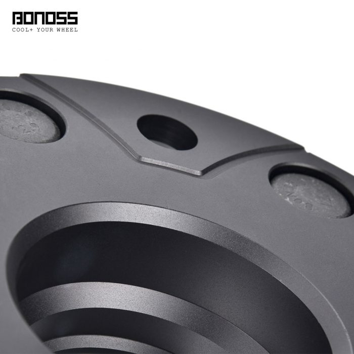 BONOSS-forged-active-cooling-25mm-wheel-spacer-for-MITSUBISHI-Pajero-V80V90-6x139.7-66.1-12x1.5-6061t6-by-grace-17