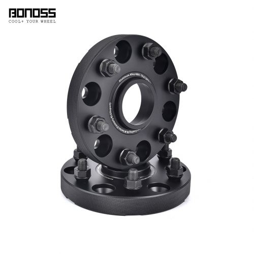 BONOSS-forged-active-cooling-25mm-wheel-spacer-for-MITSUBISHI-Pajero-V80V90-6x139.7-66.1-12x1.5-6061t6-by-grace-22