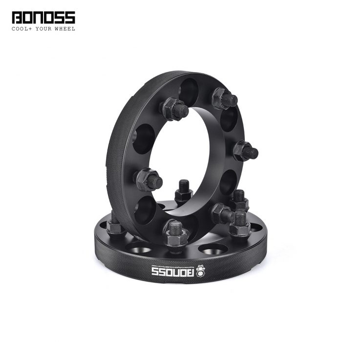 BONOSS-forged-active-cooling-25mm-wheel-spacer-for-nissan-Patrol-Y61-6x139.7-110-12x1.25-6061t6-by-grace-1