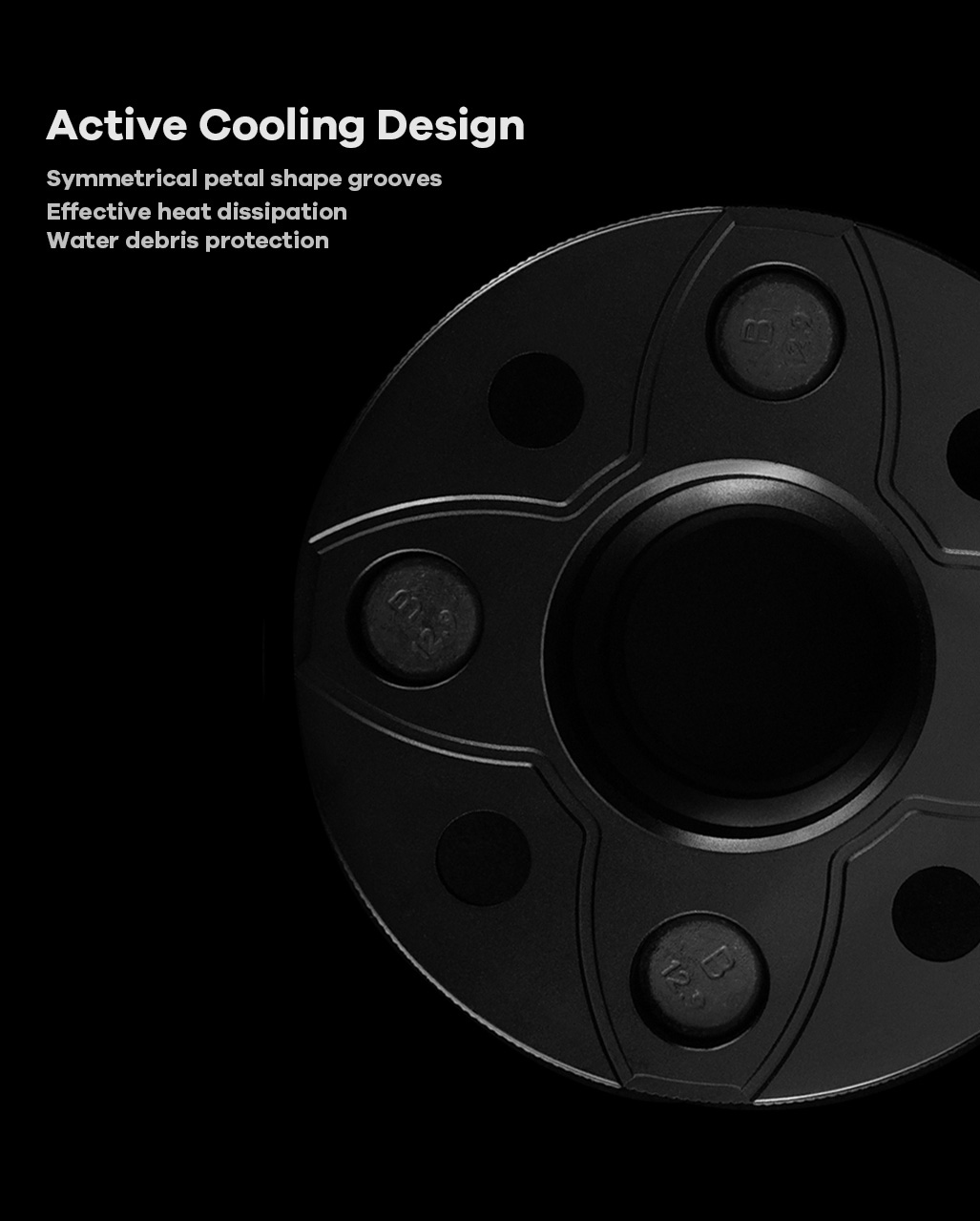 BONOSS-forged-active-cooling-hubcentric 4x108 wheel-spacer-by-lulu-3