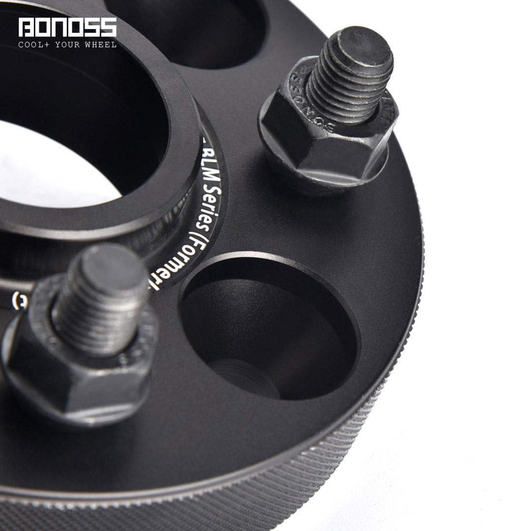 BONOSS forged active cooling hubcentric wheel spacers PCD4x100 CB56.1 M12x1.5-by lulu