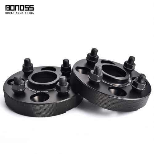 BONOSS forged active cooling hubcentric wheel spacers PCD4x100 CB56.1 M12x1.5 AL6061-T6-by lulu