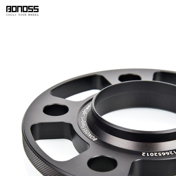 BONOSS-forged-lightweight-plus-12mm-wheel-spacer-for-Mercedes-Benz-W205-5x112-66.5-6061t6-by-grace-5