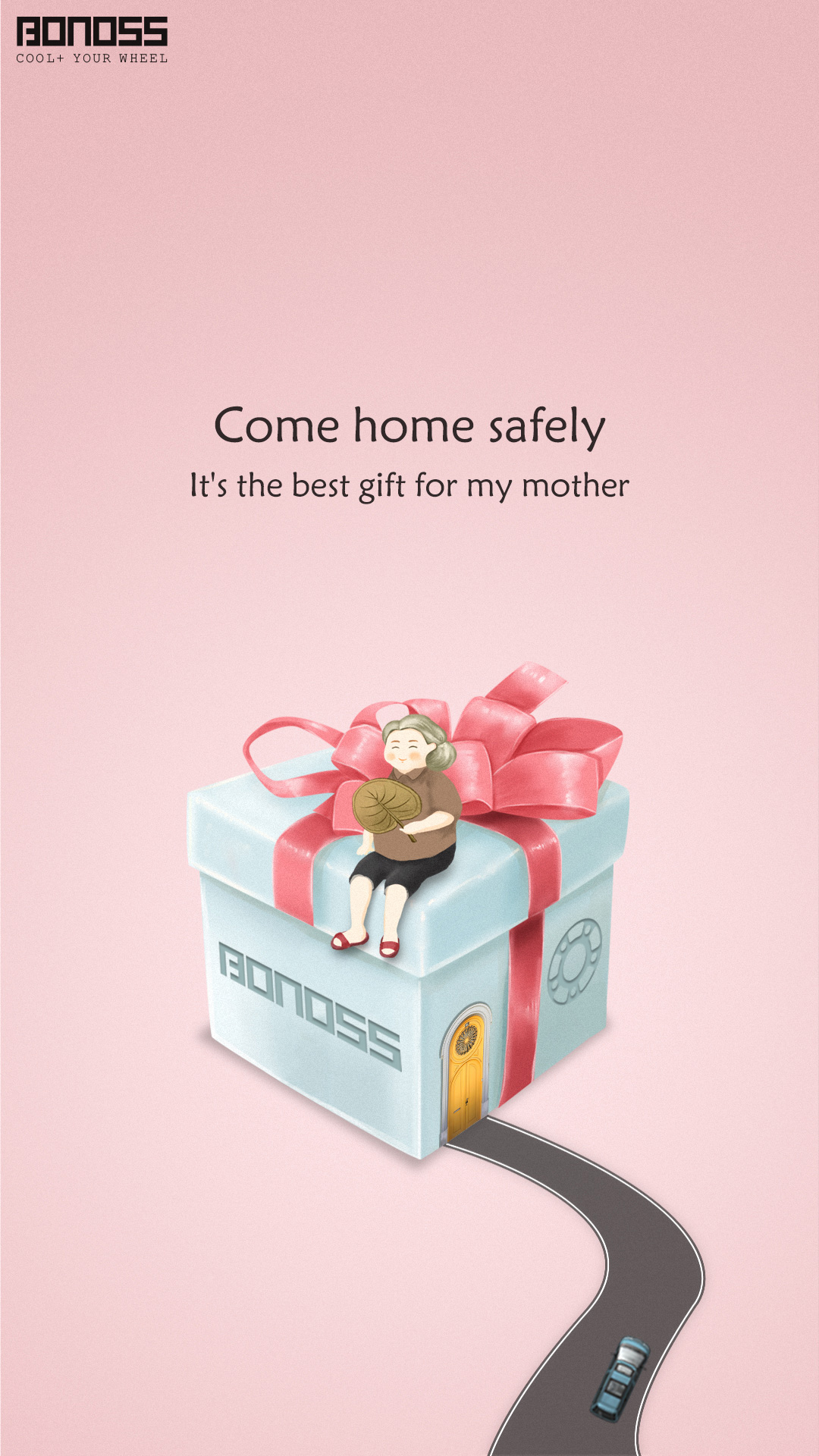 Happy Mother's Day! Safety Is The Best Gift