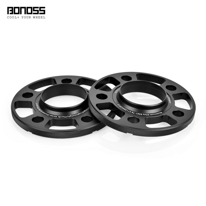 bonoss forged lightweight plus wheel spacers 5x112 66.5 12mm (1) by lulu
