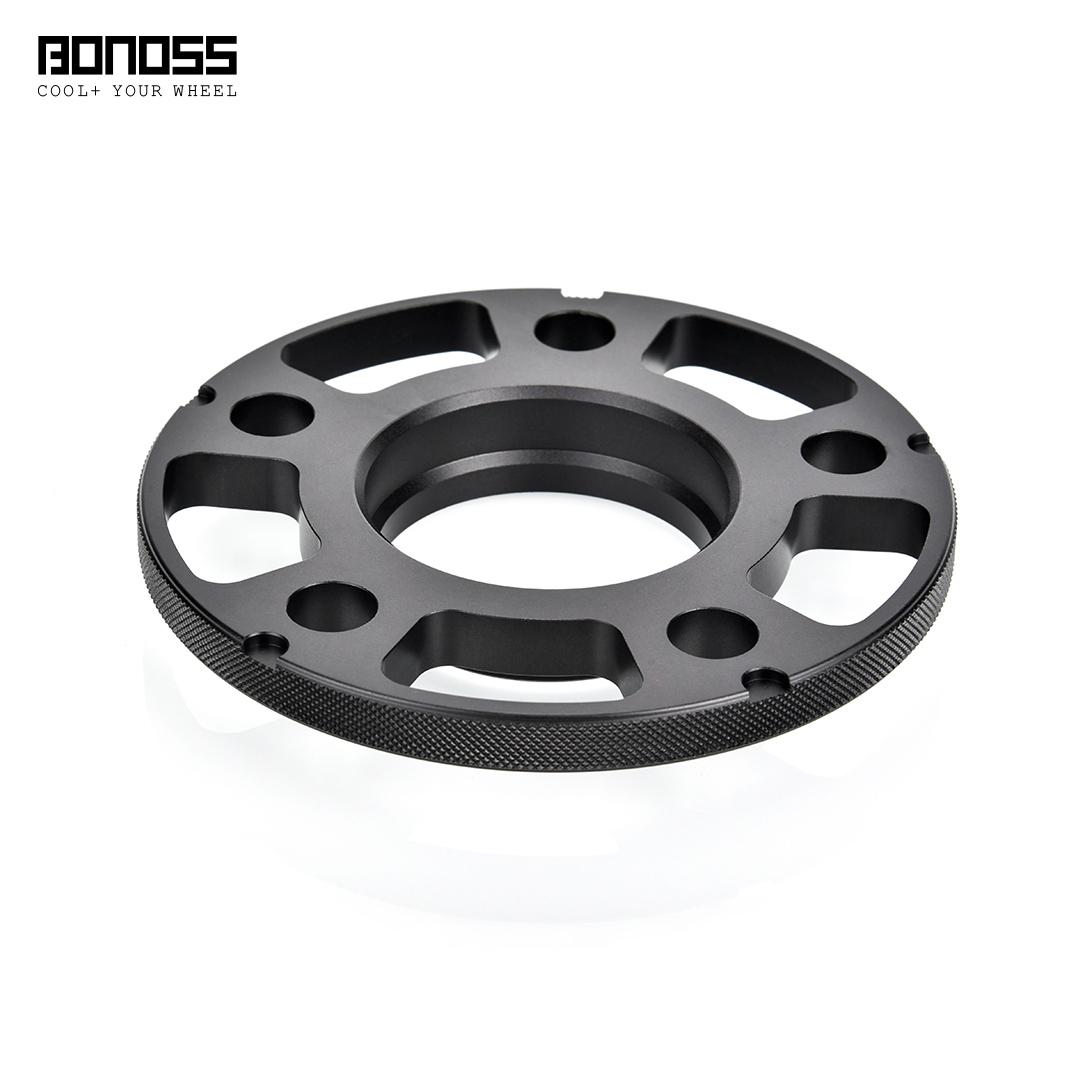 bonoss forged lightweight plus wheel spacers 5x112 66.5 12mm (5) by lulu