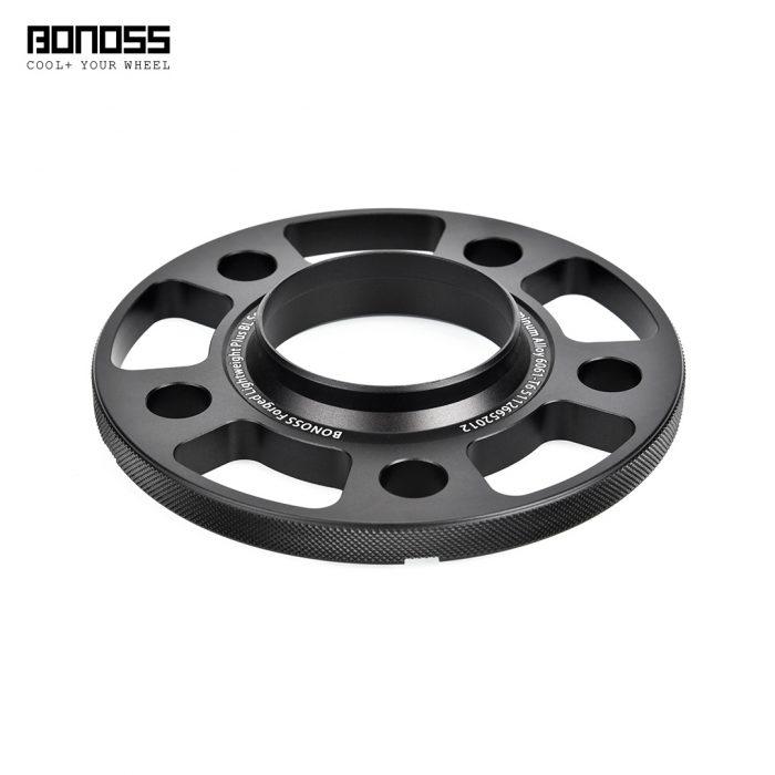 bonoss forged lightweight plus wheel spacers 5x112 66.5 12mm (6) by lulu