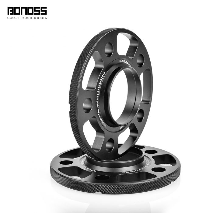 bonoss forged lightweight plus wheel spacers 5x112 66.5 12mm (7) by lulu