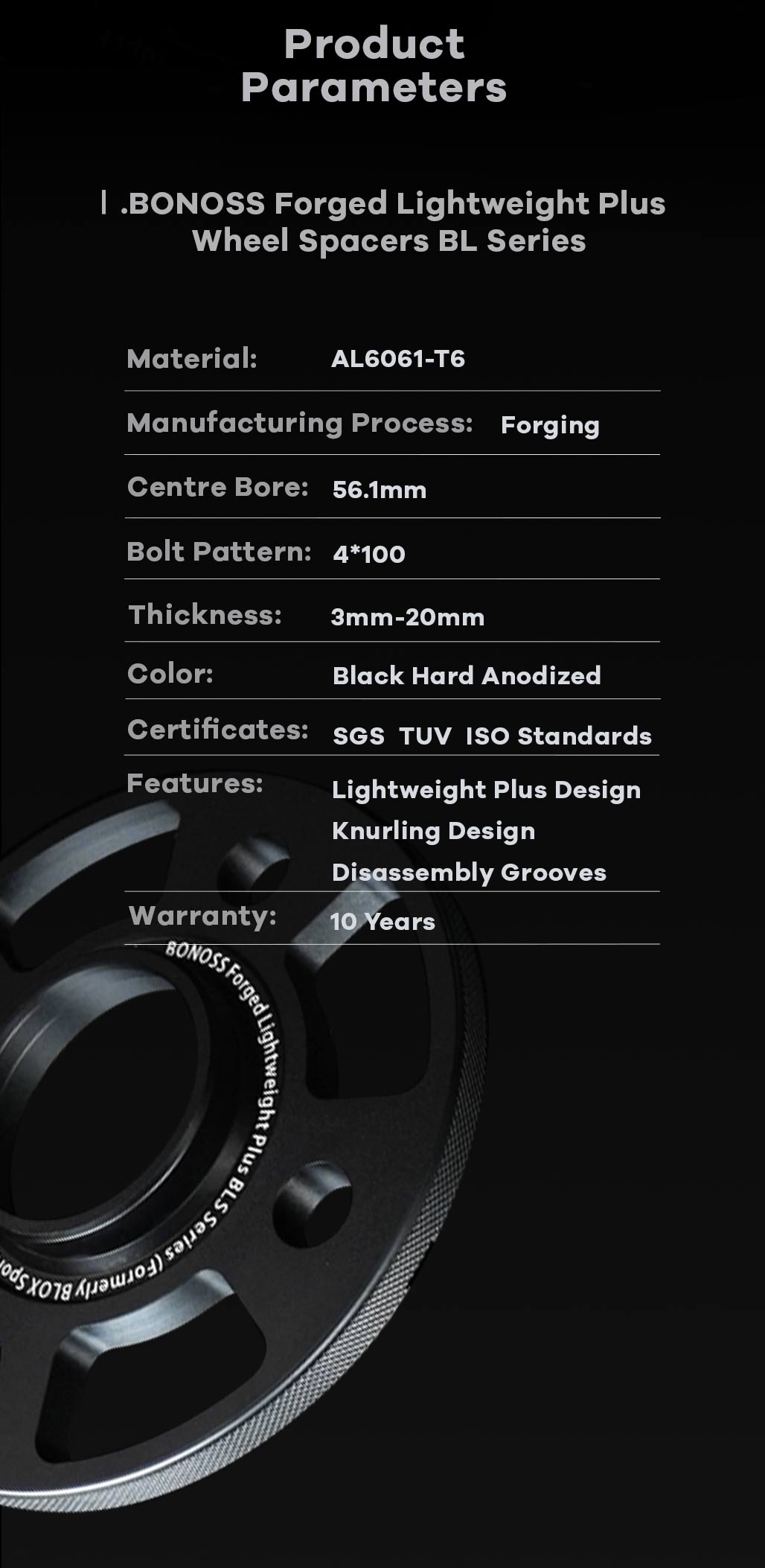 AL6061-T6-BONOSS-forged-lightweight-plus-4x100-56.1-hubcentric-wheel-spacers-by lulu-9