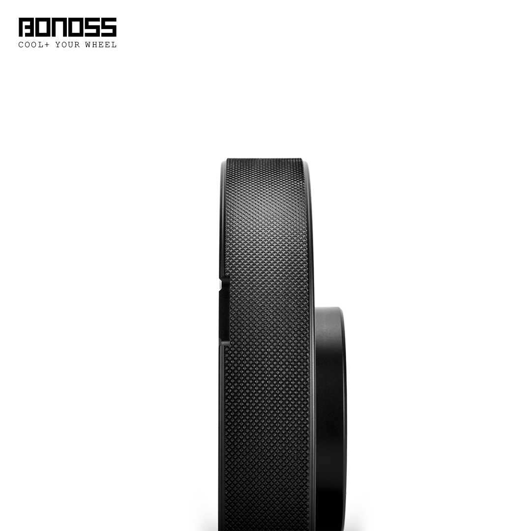 BONOSS Forged Active Cooling Hubcentric Wheel Spacers 5 Lugs Wheel Adapters Spurverbreiterungen Aluminum Wheel Spacers (9)