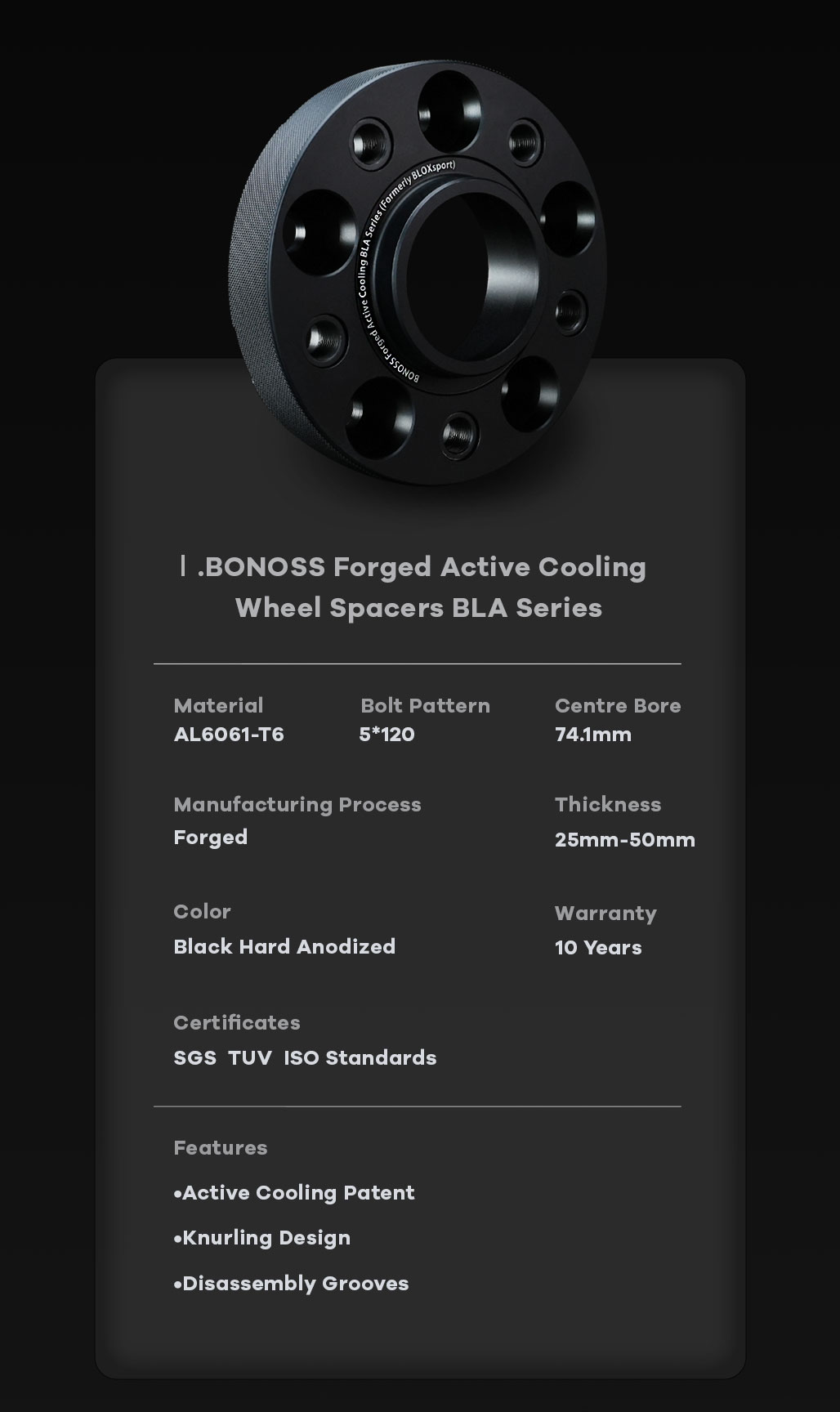 AL6061-T6-BONOSS-forged-active-cooling-5-Lug-PCD5x120-CB74.1-wheel-spacers-(custom-wheel-spacers)-by-lulu-9