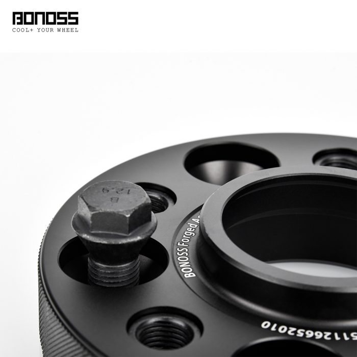 BONOSS-forged-active-cooling-25mm-wheel-spacer-mercedes-cclass-w205-w204-5x112-66.5-M14x1.5-by-grace-5