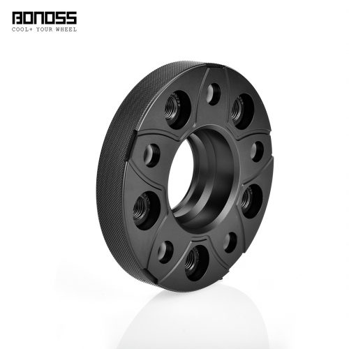 BONOSS-forged-active-cooling-25mm-wheel-spacer-mercedes-cclass-w205-w204-5x112-66.5-M14x1.5-by-grace-8