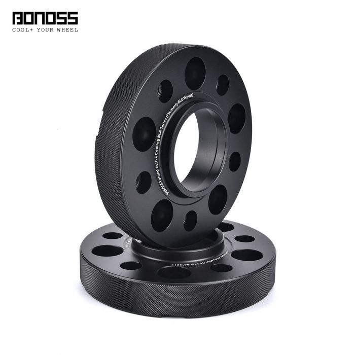 BONOSS-forged-active-cooling-30mm-wheel-spacer-mercedes-w463-5x130-84.1-M14x1.5-by-grace-1