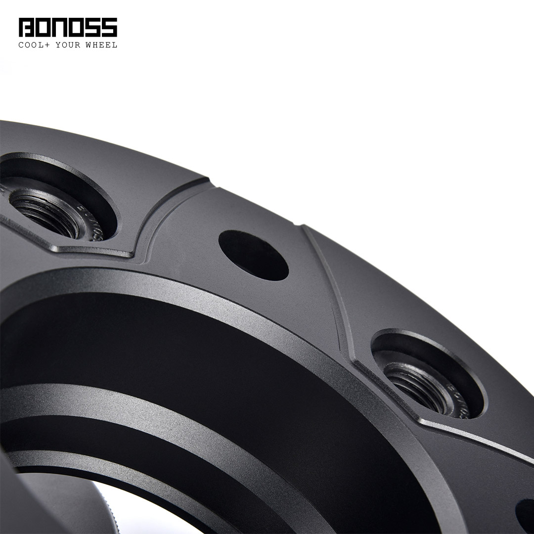 BONOSS-forged-active-cooling-30mm-wheel-spacer-mercedes-w463-5x130-84.1-M14x1.5-by-grace-4