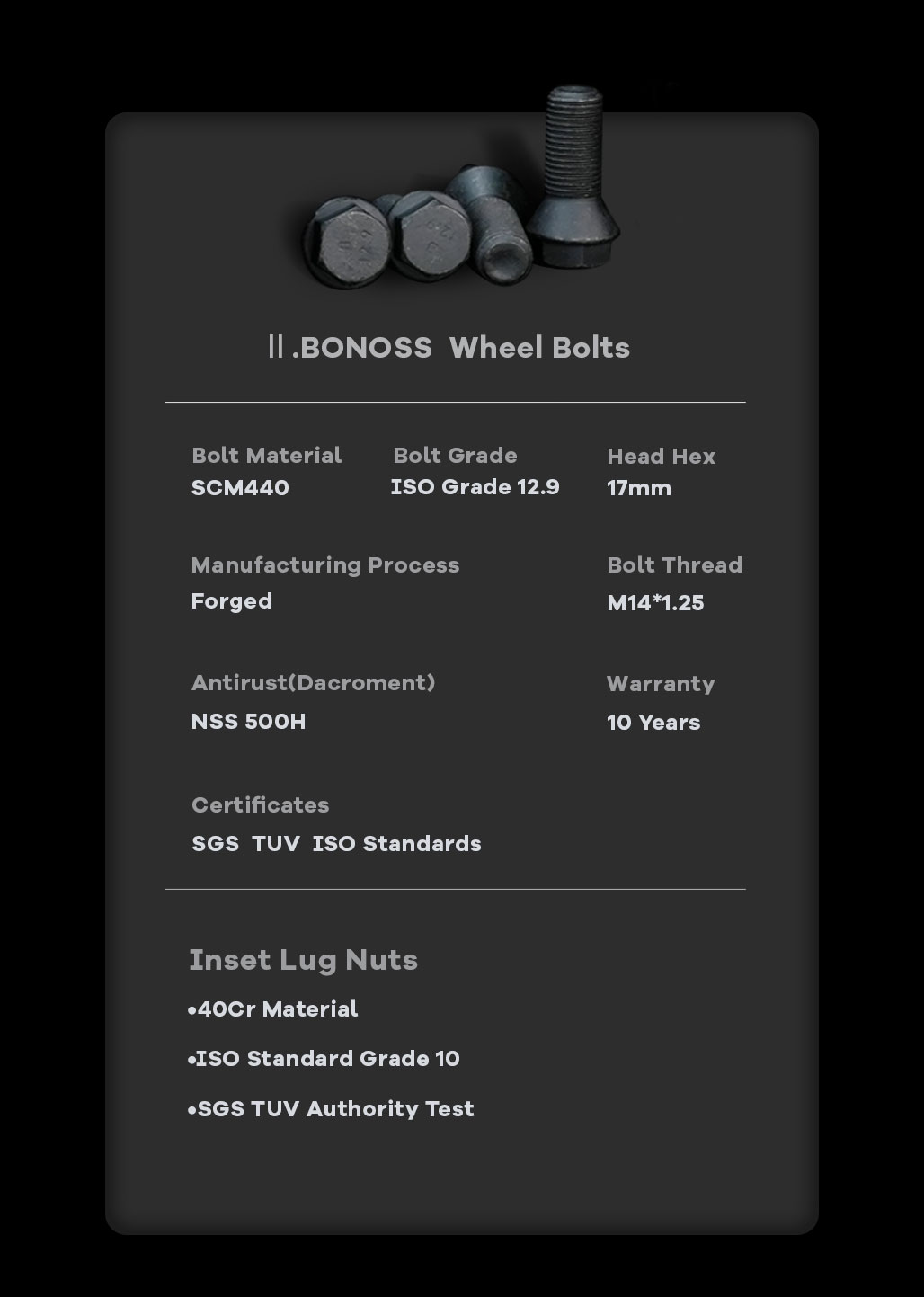 BONOSS-forged-active-cooling-4-Lug-wheel-spacers-(custom-wheel-spacers)-M14x1.25-by-lulu-10
