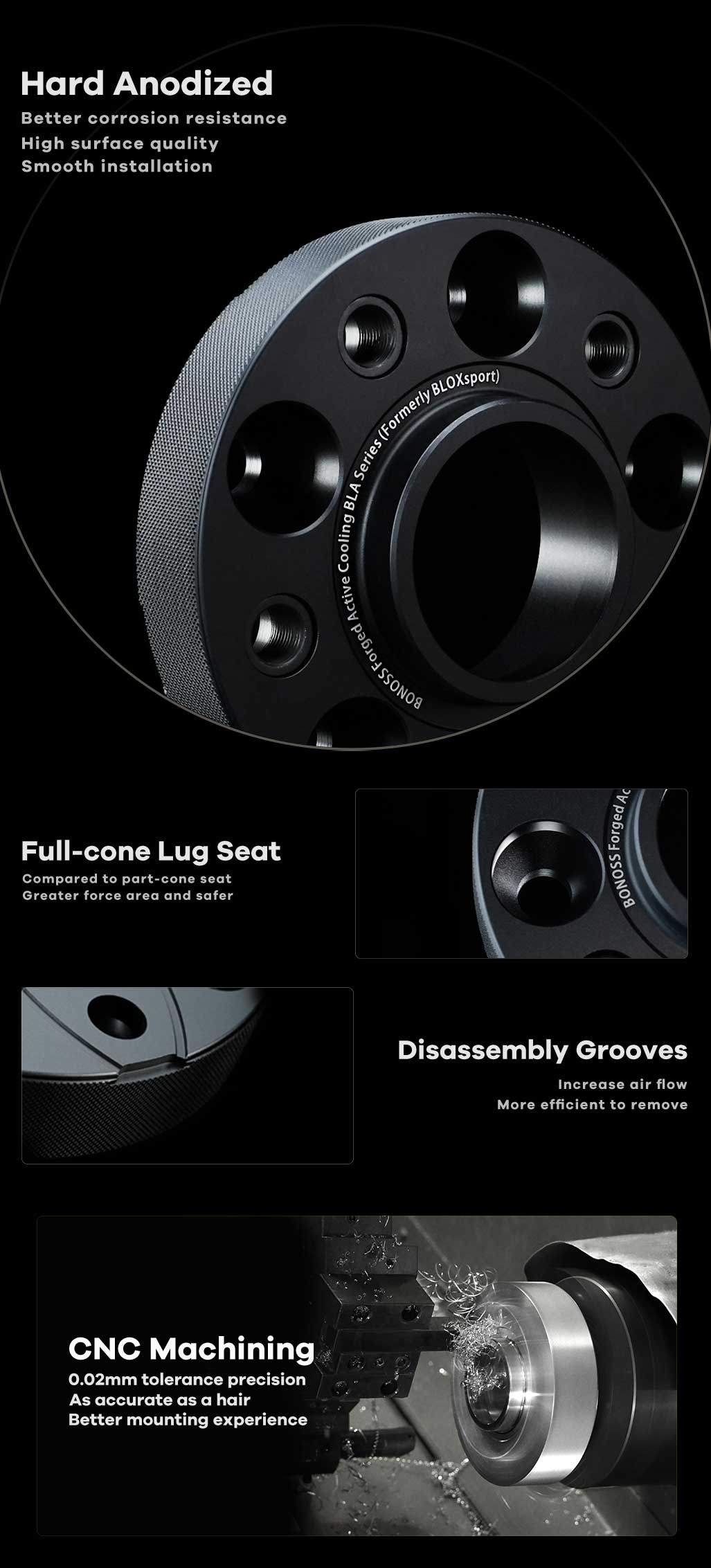 BONOSS-forged-active-cooling-5-Lug-PCD5x120-wheel-spacers-(custom-wheel-spacers)-aston-martin-by-lulu-3