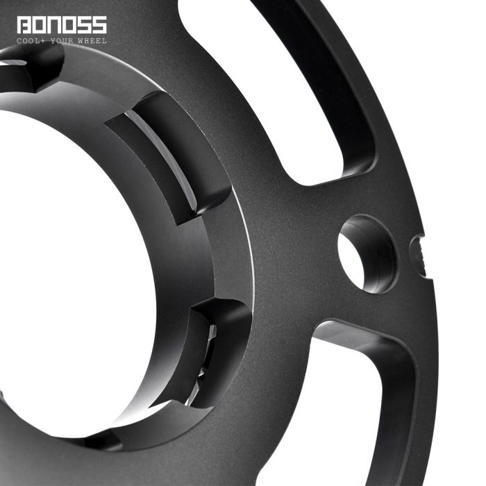 BONOSS-forged-lightweight-plus-5petals-special-hubcentric-10mm-wheel-spacer-for-Porsche-Taycan-5x130-71.6-14x1.5-6061t6-by-grace-8
