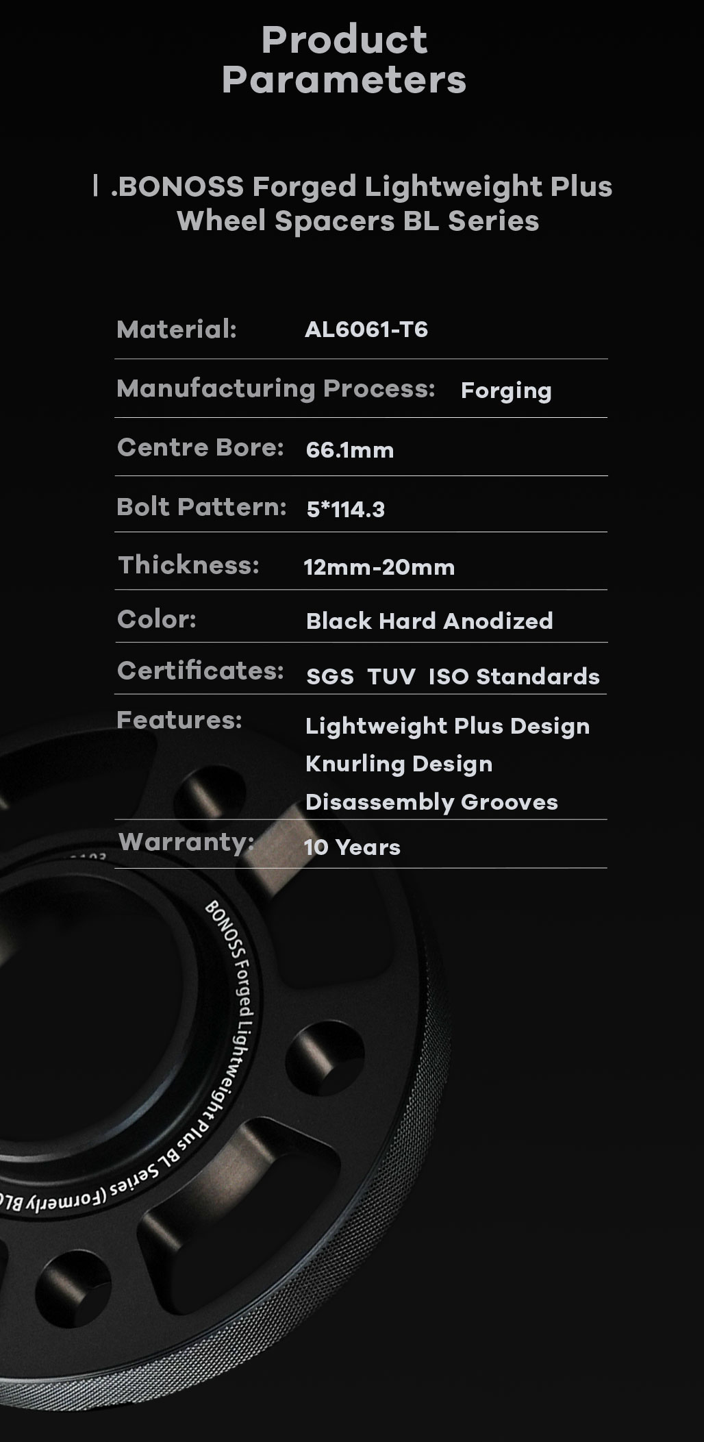 BONOSS-forged-lightweight-plus-wheel-spacer-Opel-Vivaro-B-5x114.3-66.1-M14x1.5-6061T6-by-grace-1