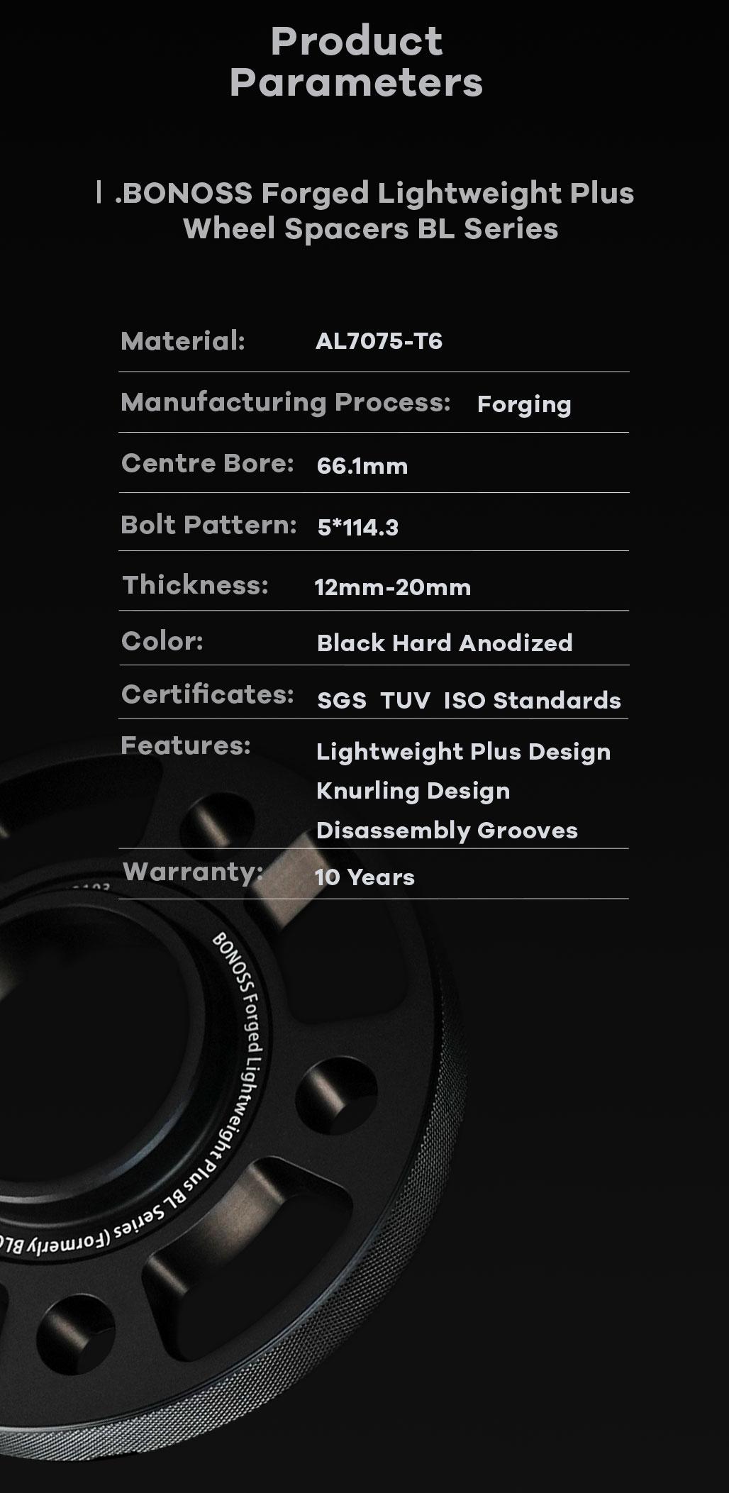 BONOSS-forged-lightweight-plus-wheel-spacer-Opel-Vivaro-B-5x114.3-66.1-M14x1.5-7075T6-by-grace-1