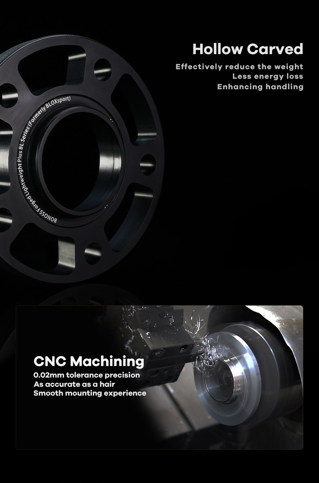 BONOSS-forged-lightweight-plus-wheel-spacer-for-Opel-Vivaro-A-5x118-71-14x1.5-6061t6-by-grace-4