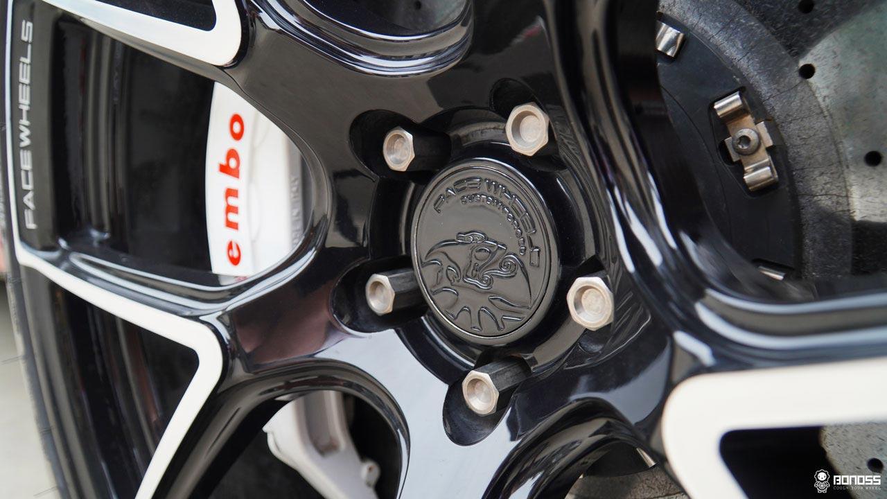 BONOSS-Forged-Extended-Wheel-Bolts-for-Ferrari-Purosangue