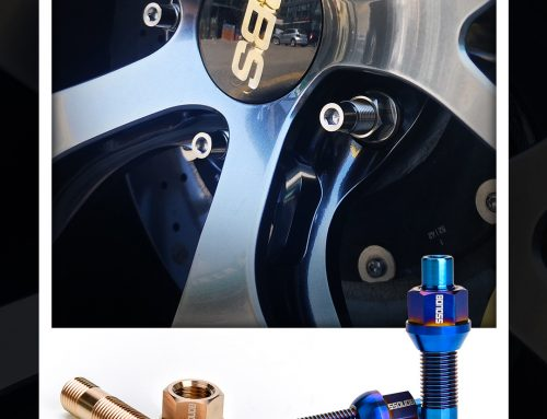 Cool+ Your Wheels with BONOSS Safe Stud Conversion Kit