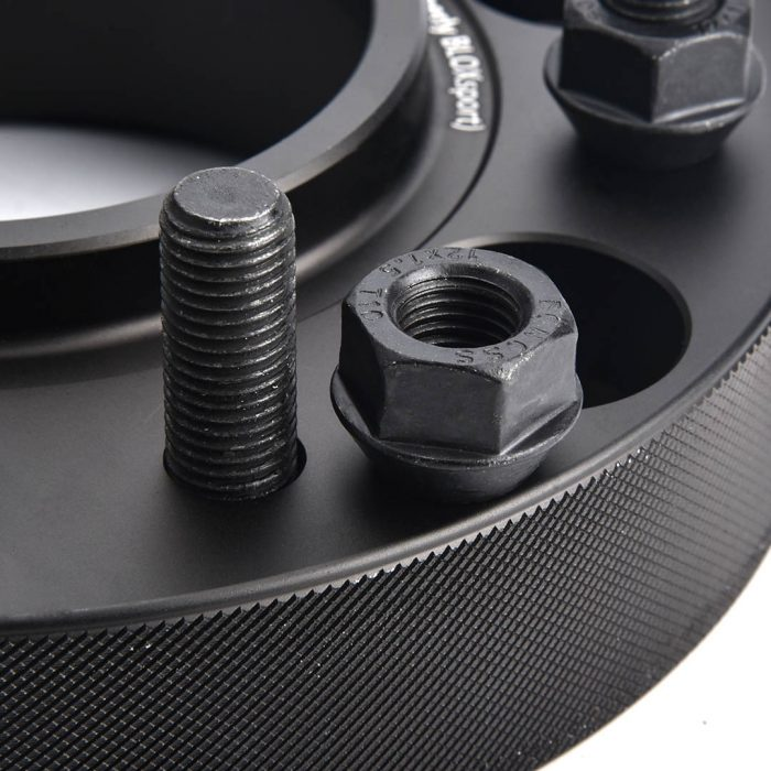 BONOSS Forged Active Cooling Hubcentric Wheel Spacers 6 Lug Wheel Adapters High Quality Car ET Spacers Main Images (7)