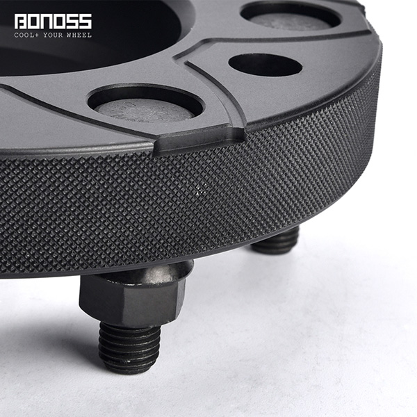 BONOSS-forged-active-cooling-wheel-spacers-BL--6061-T6-Ford-Bronco-6×139.7-87.1mm-by-rongyan.3