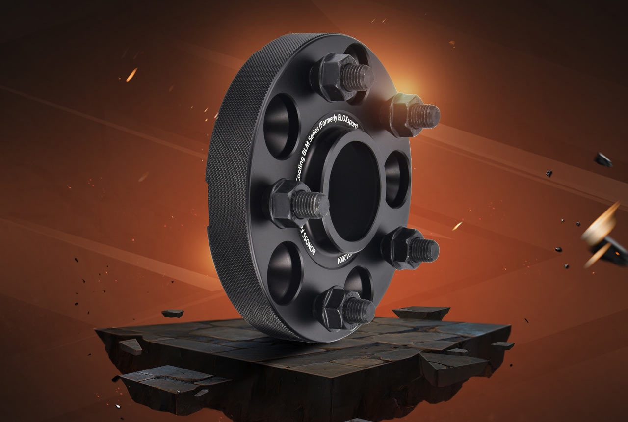 High-quality Manufacturing for Wheel Spacers Safety BONOSS Hubcentric Wheel Spacers Wheel Adapters-cai